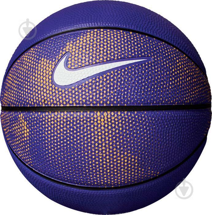 Баскетбольний м'яч Nike Skills N.KI.08.506.03 р. 3 - фото 1