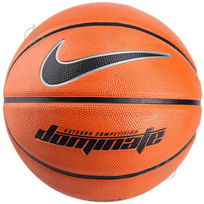 Баскетбольный мяч Nike 360 Dominate N.KI.00.847.07 р. 7 - фото 1