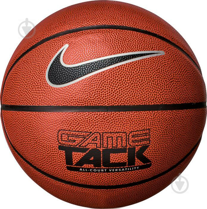 Баскетбольный мяч Nike Game Tack 8P N.KI.09.855.07 р. 7 - фото 1