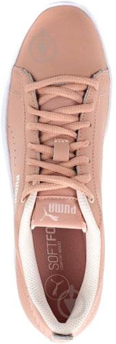 Кеды Puma SmashWnsv2LPerf 36521603 р. 6,5 розовый - фото 5