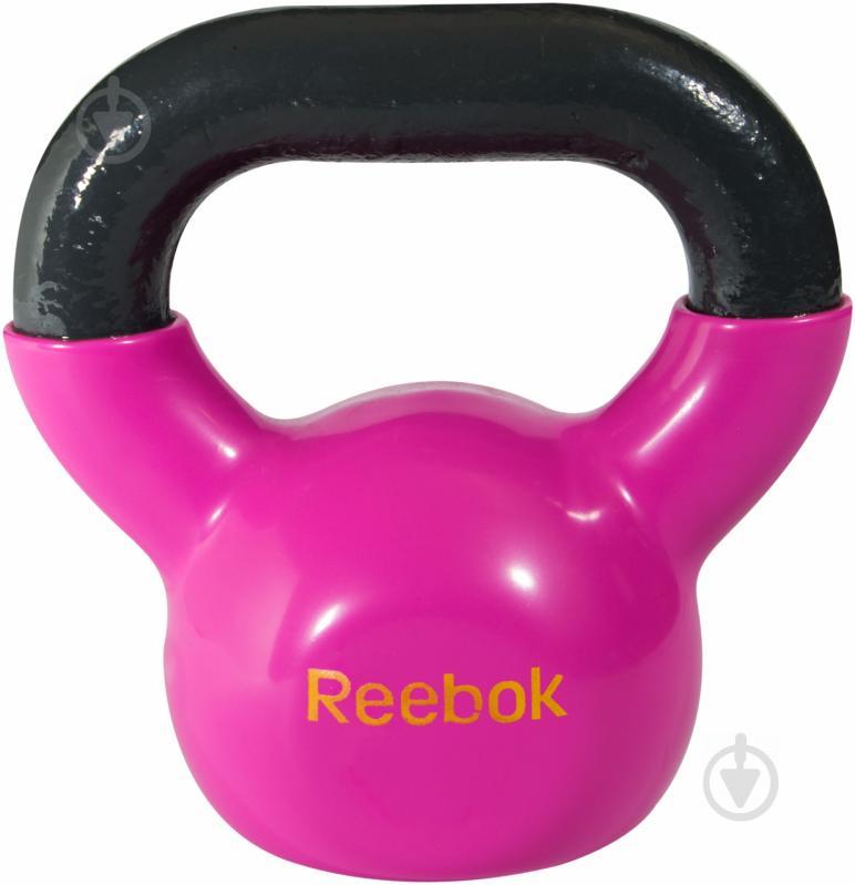 Гиря Reebok RAWT-18002MG 2.5 кг - фото 1