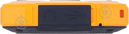 Мобільний телефон Ergo F245 Strength Dual Sim yellow/black - фото 4
