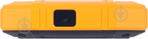 Мобільний телефон Ergo F245 Strength Dual Sim yellow/black - фото 5