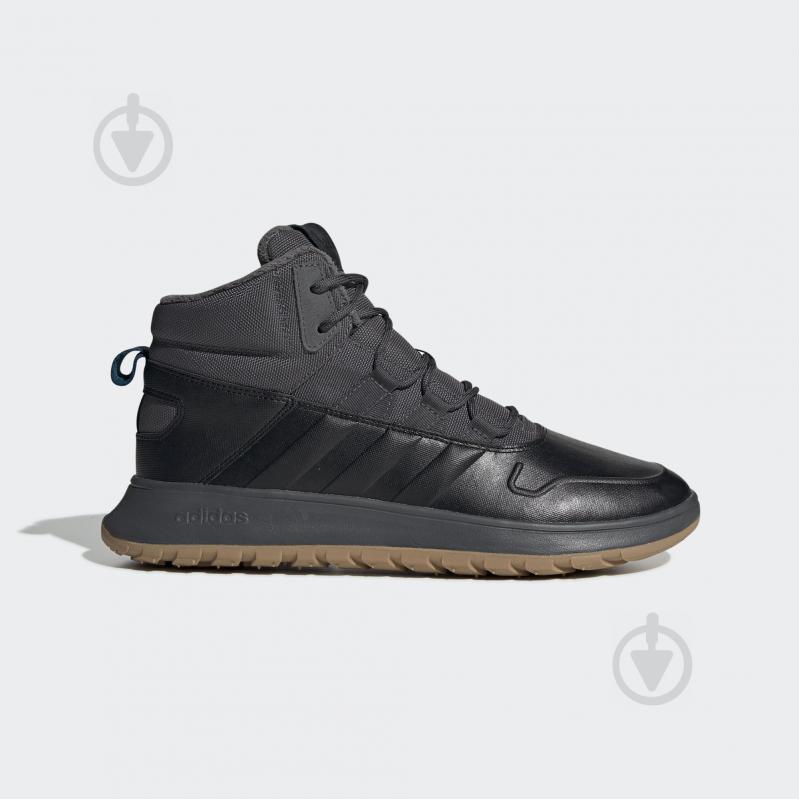 Ботинки Adidas FUSION STORM WTR EE9706 р. 8 светло-серый - фото 1
