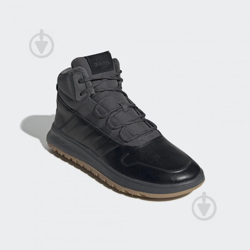Ботинки Adidas FUSION STORM WTR EE9706 р. 8 светло-серый - фото 4