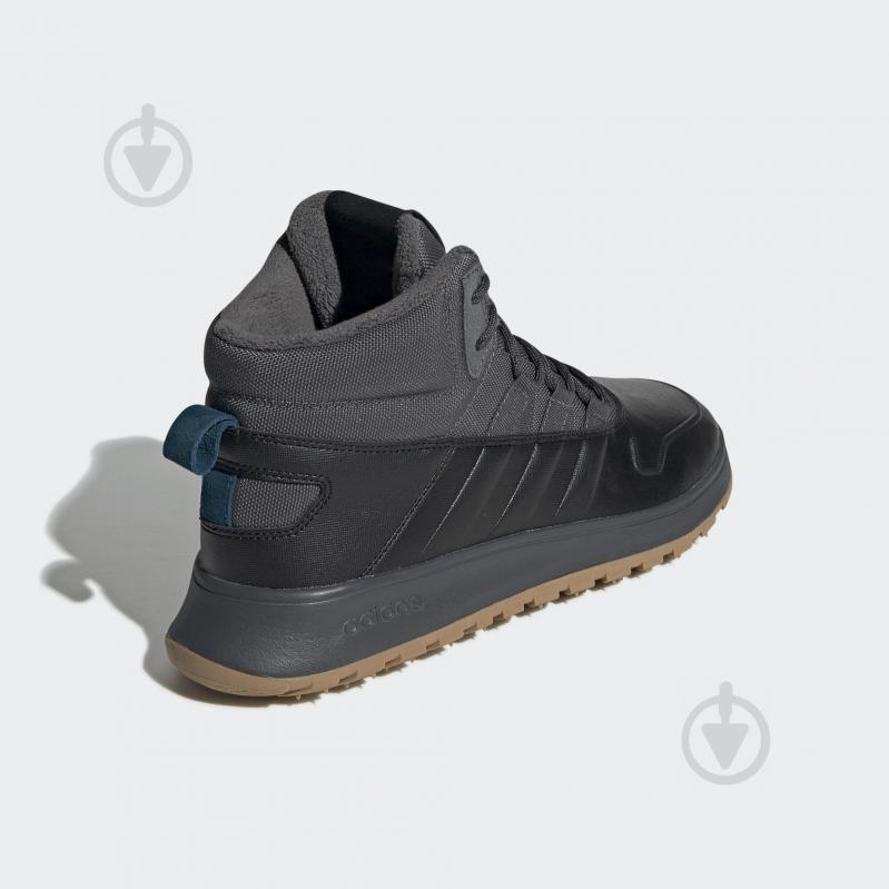 Ботинки Adidas FUSION STORM WTR EE9706 р. 8 светло-серый - фото 5