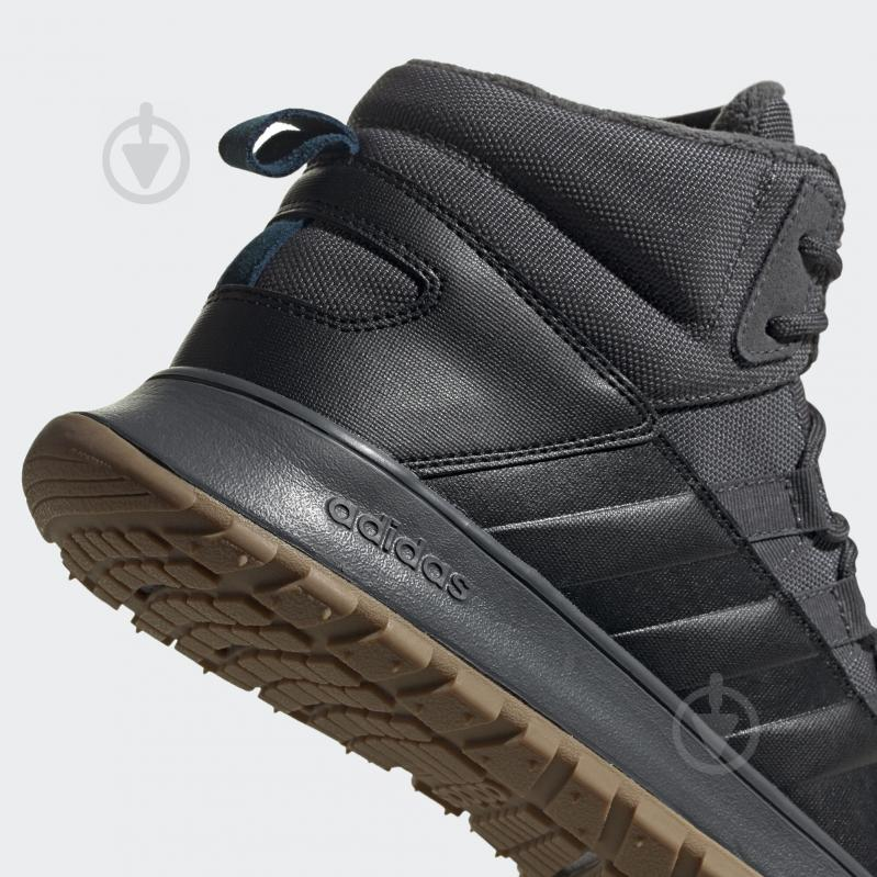 Ботинки Adidas FUSION STORM WTR EE9706 р. 8 светло-серый - фото 8