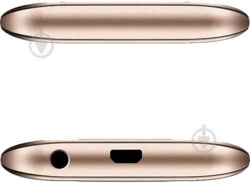 Мобільний телефон Sigma mobile X-style 33 Steel gold - фото 4