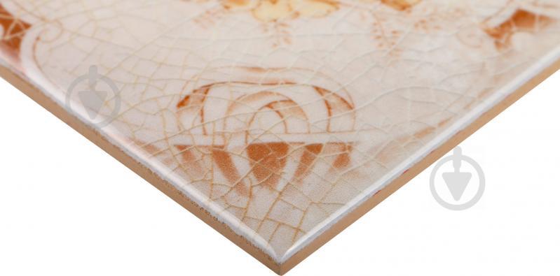 Плитка InterCerama Europe декор бежевий Д 127 021-3 15x40 - фото 2