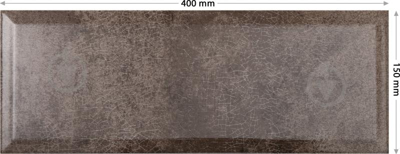 Плитка InterCerama Europe коричнева 127 032 15x40 - фото 4