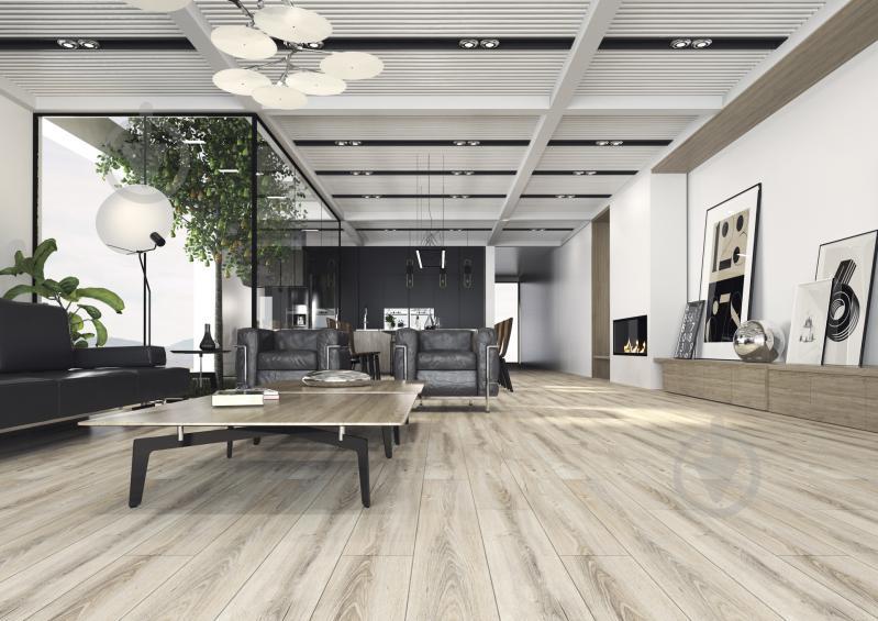 Ламинат King Floor Premium Line V4 KF 210 дуб глазго 32/АС4 1380x193x8 мм