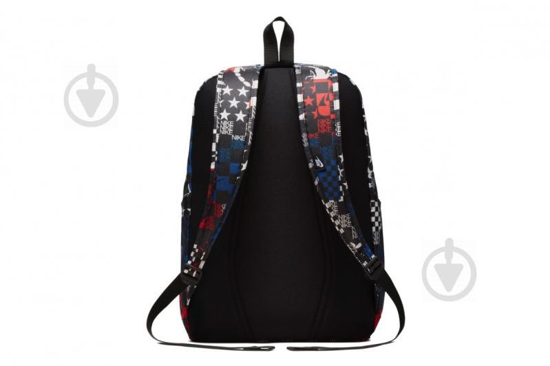 Рюкзак Nike ALL ACCESS SOLEDAY BKPK-AOP BA5533-011 20 л черный - фото 4