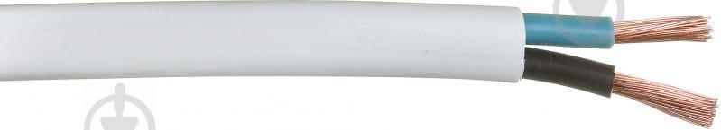 Провід багатожильний Expert Power ШВВП 2x1,5 білий - фото 1