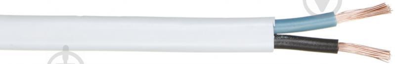 Провід багатожильний Expert Power ШВВП 2x2,5 білий - фото 1
