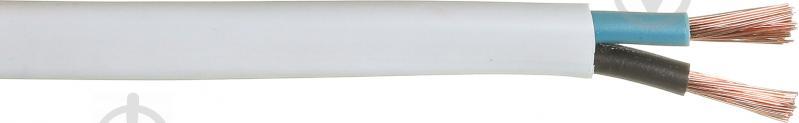 Провід багатожильний Expert Power ШВВП 2x4,0 білий - фото 1