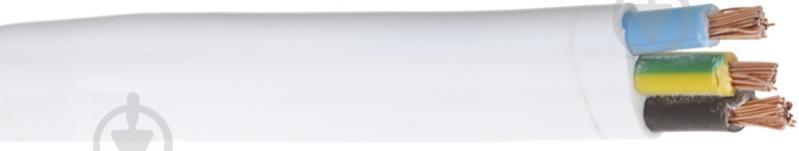 Провід багатожильний Expert Power ШВВП 3x4,0 білий - фото 1