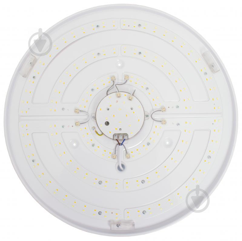 Светильник светодиодный Estares Saturn A03 с пультом ДУ 70 Вт белый 3000-6500 К - фото 4