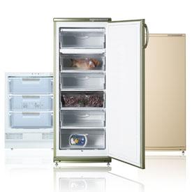 Морозильные камеры и лари