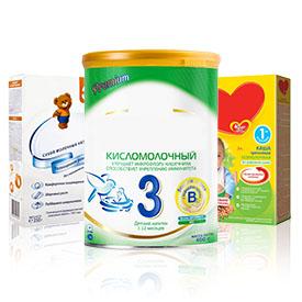 Дитячі молочні суміші у Львові