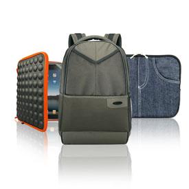 Сумки, рюкзаки та чохли для ноутбуків