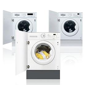 Вбудовувані пральні машини