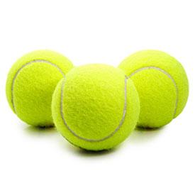 М'ячі для великого тенісу