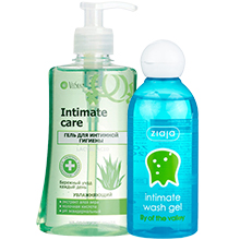 Засоби для інтимної гігієни