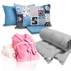 Текстиль для спальні