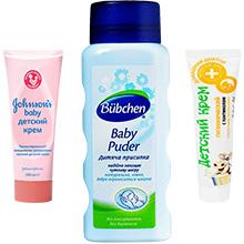 Догляд за дитячою шкірою