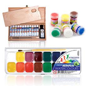 Фарби для малювання