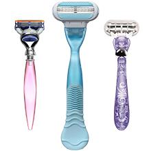 Станки для гоління жіночі