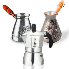 Турки та кавоварки