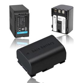 Акумулятори для фото- та відеокамер