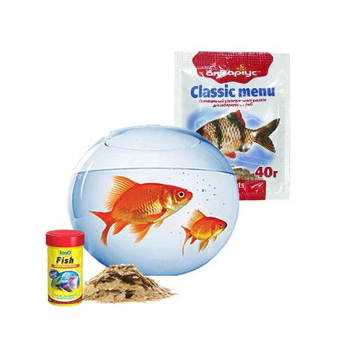 Корм для риб