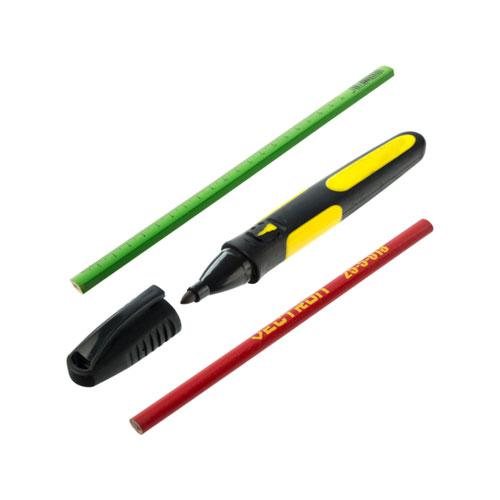 Маркери та олівці будівельні