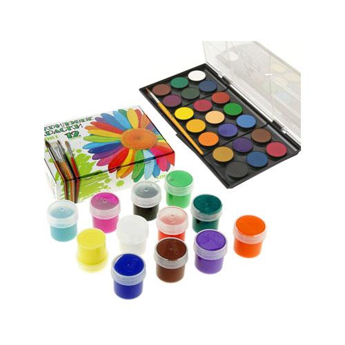 Дитячі фарби