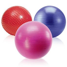 М'ячі для фітнесу