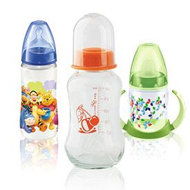 Пляшечки для годування