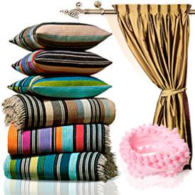 Декоративний текстиль