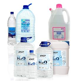 Дистильована вода