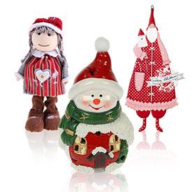 Фігури новорічні