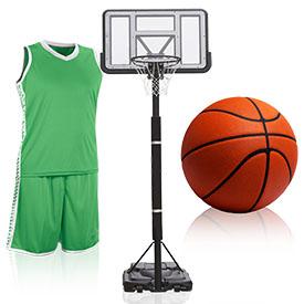 Товари для баскетболу