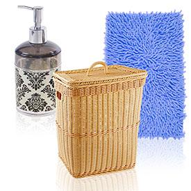 Аксесуари для ванних кімнат