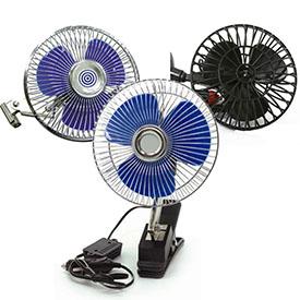 Вентилятори автомобільні