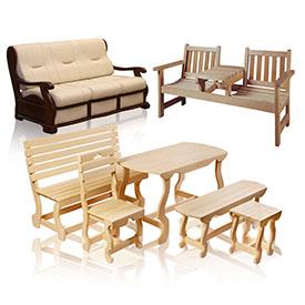 Меблі для лазні