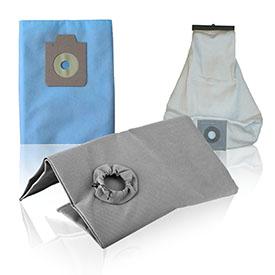 Мешки к промышленным пылесосам