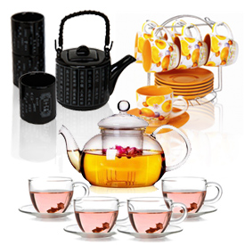 Сервізи для чаю та кави