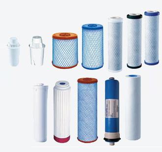 Картриджі для фільтрів води