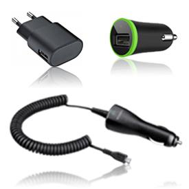 Зарядні пристрої для телефонів