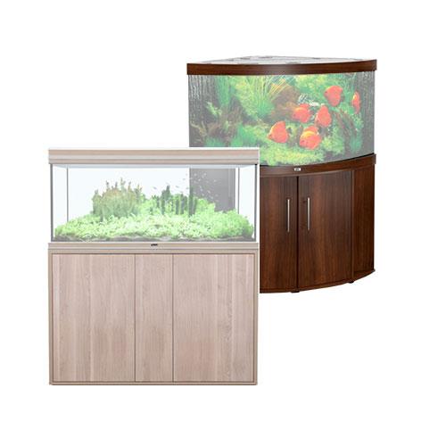 Тумби та підставки для акваріума